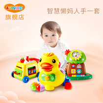 Opal learning climbing puzzle boutique gift year-old toy guide learning duck climbing puzzle fun tree finger mobilization