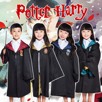Harry Potter manteau costume d'enfants cosplay Harry Potter Magic Robe Hermingramphen nombreux uniformes scolaires