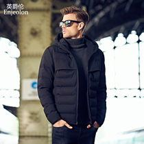 British Grand Canal 2018 New cotton winter padded warm cotton mens winter mens jacket jacket jacket winter