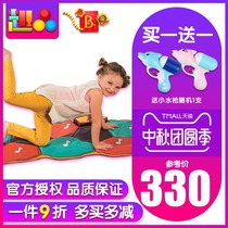 American B Toys music dance blanket children early education Game Pad baby toys enlightenment piano dance machine