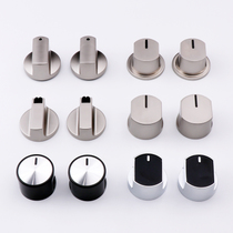 Gas stove gas stove gas stove accessories metal knob zinc alloy button universal switch