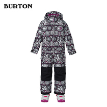 BURTON Burton frozen baby ski jumpsuit warm waterproof windproof jacket 115731