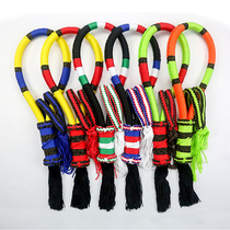 Thailand imported Muay Thai fighting fight headband Sanda boxing training competition special headband arm hoop Mongolia empty