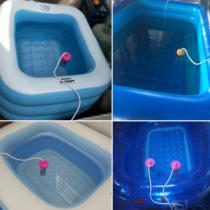 Suspended heating stick hot fast high power bath pool bath bucket barrel burning hydro-water heated water rod