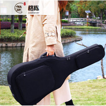 Ballad guitar pack 41 inch thick shoulder backpack plus cotton waterproof wood guitar it 39 inch personality piano bag Yamaha with