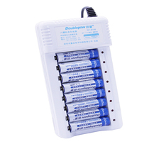 8-cell rechargeable battery pack