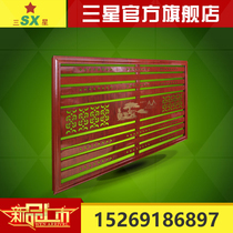 Heating cover custom aluminum alloy home iron printing mahogany pattern warm cover heating dust cover radiator cover
