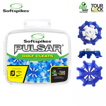 Golf spikes American Softspikes PULSAR series DNA low mouth screw buckle spikes boxed