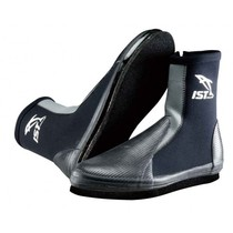 Taiwan brand IST felt pad non-slip diving overshoes 3MM diving boots strong and durable