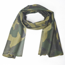 Camouflage scarves male special forces perspiration sunscreen sweat towel 07 tactical riding collar Green outdoor scarf scarf female