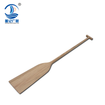 Guanglian industry dragon boat paddle paddling solid wood for Dragon Boat boat fiberglass boat boat