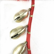 Horse bells decorations copper bells red tassels at a loss equestrian culture supplies horse bridle horse string bells special