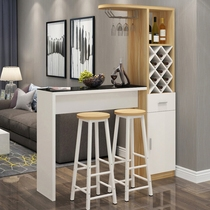 Bar shoe cabinet door small water bar home small bar cabinet One Water Bar creative racks landing