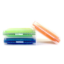 Harmonica cute mini childrens harmonica baby music toys 10 holes small harmonica 1-5 years old have a receiving box.