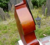Handmade leather bass cello high-end pattern bass bass double cello quality and cheap