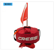 Italy CRESSI TONDA buoy diving elephant pull 2017 new product