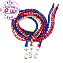 Horse with equestrian supplies horse z reins rope horse rope pull on horse industry horse with horse rope nylon tether