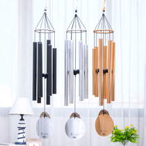 Japanese music wind chimes metal wind chimes 6 tube wind chimes Gift Home wind chimes ornaments creative