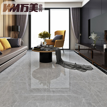Wan Mei tile living room bedroom modern gray floor tile diamond marble 800X800 tiles wall tiles