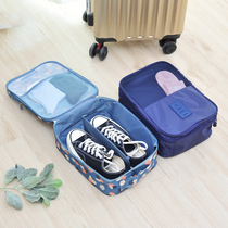 Travel portable shoebox shoes packaging shoes bag travel shoes storage bag shoe cover shoe cover dust shoes bag simple