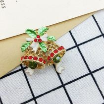 New Christmas combination series brooch tide Santa Claus deer Christmas brooch New Year pin sweater ornaments