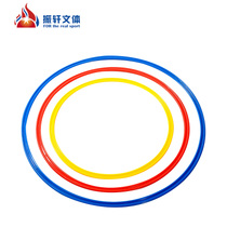 Football training ring physical ring 40 50 60 cm sensitive ring speed ring agility ring strength training