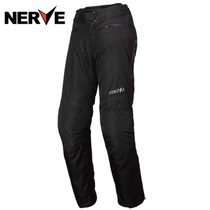 Germany NERVE motorcycle riding pants protective gear racing motorcycle pants Branca shatter-proof windproof mens long pants