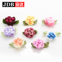 Clothes decorations accessories accessories accessories small flowers wedding brooches handmade flowers clothing accessories three-dimensional flowers