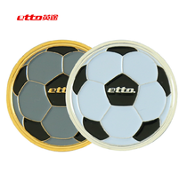 Mall English Etto football badminton table tennis match referee equipment throw edge device pick edge device