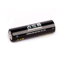 No. 5 lithium iron phosphate 14500 lithium battery supporting No. 5 occupying barrel occupying tube occupying device