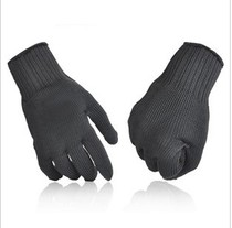 Factory direct sales wholesale anti-cut gloves wire gloves anti-scratch gloves protective gloves special gloves.