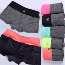 Korean Korean female quick-drying sports shorts quick-drying breathable yoga shorts marathon hot pants dance clothes yoga clothes