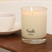 Australia Fumare smoke-free anscent fragrance romantic fragrance home comfort small candle room dress box