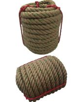 Tug Rope Tournament Expansion Training Team Hemp Rope