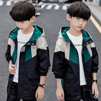 2020 new boys spring jacket Yang Qi handsome shirt in the spring and autumn Korean version of the 2019 autumn coat tide