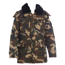Promotion Genuine Desert coat fire camouflage coat cold-resistant winter for cotton coat waterproof warm coat