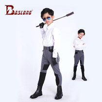Childrens equestrian horse pants riding boys equestrian pants girl horse pants horse pants eight-foot dragon horse with BCL212522