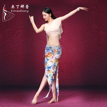 Odina Ray Belly Dance Costume 2019 New Practice Dress Sexy Beginner Oriental Dance Mordale Set