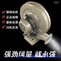 Yongqiang brand centrifugal medium-pressure low noise hair dryer stove blower 220V hair dryer copper core fan