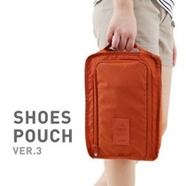 Folding shoes bag travel storage bag shoes storage bag multi-function waterproof shoes bag beach travel shoes bag