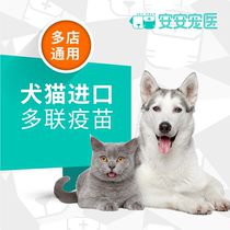 (Un médecin d'animal familier) chat de chien universel multi-magasin a importé le vaccin multi-lien s1 hôpital de service d'animal de compagnie simple