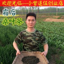 Mulberry leaf tea 500g autumn after mulberry leaf cream after mulberry leaf tea can be used with green flowers ginkgo tea authentic