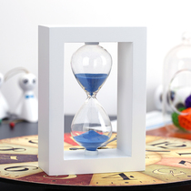 Hourglass Timer 10 30 45 60 Minutes creative decorations pendant New Year gifts for boyfriend and woman