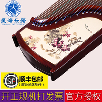 Xinghai X8811ZS-QS Redwood Guzheng Beginner Teaching Playing Guzheng Instrument Piano Fafeng Send Accessoires