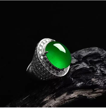 This Phoenix jewelry live jade stone finished products