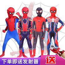 Spider-Man tights child hero return Venom male Cos adult Siamese Amazing Spider-Man clothes female