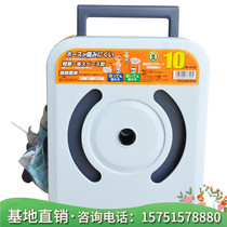 Alice Plumbing Car Set IRIS10m Full Enclosed Hose Tank Water truck Sprinklewater Irrigation Watering Flower Washing