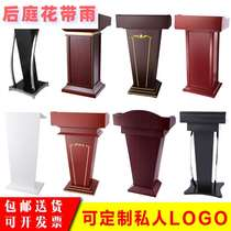 Podium podium podium small guest desk director desk reception desk reception desk 31.