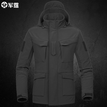Army Ting Shadow M65 windbreaker Tactical coat male shark skin soft shell charge clothes autumn winter waterproof combat windbreaker