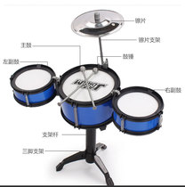 Childrens simulation drum hit puzzle music jazz drum baby boy girl 2-6 years old musical instrument toys